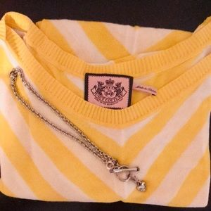 EUC JUICY COUTURE Sunshine 🌞Top Sz Small